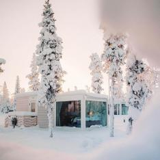 We Found The Best Glass Houses For Watching The Northern Lights