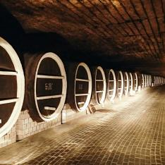 A Massive Underground City of Wine Is Hiding Underneath a European Country