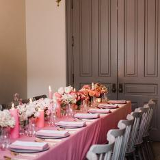 Planners Dining Club Series: The Pink Party
