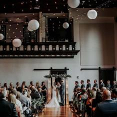 Get Married in This Modern Venue From the 19th Century