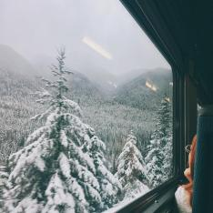 Explore Canada's Wilderness by Train for Your Next Birthday