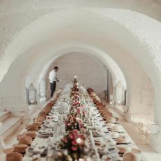 Plan Your Jet Set Wedding at This Apulian Paradise