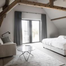 You Can Stay at This Former Bunker That Is Now a Luxury B&B