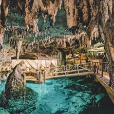 Spend Your Next Birthday Getting Pampered in a Cave