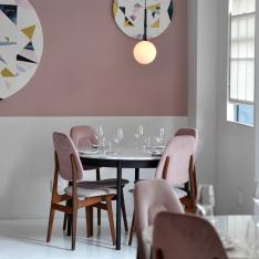 This Rosé Hued Eatery Is Bringing NYC Brunch to Cape Town
