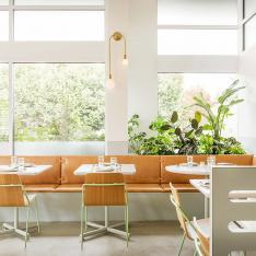 A Stunning Fleetwood Mac Inspired Restaurant in Portland