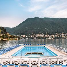 Is This Iconic Villa on Lake Como Going to Be This Summer's Top Destination?