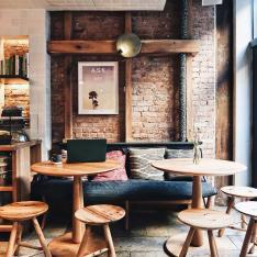 Inside New York's Buzziest New Cafe: West~bourne