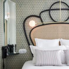 Visit This Chic Hotel in the Heart of Paris For a Heavy Dose of French Charisma