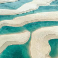 Where to See Thousands of Crystal Clear Lagoons in One Trip