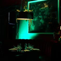 From Absinthe Shots to Aura Readings: Inside Norwood's Immersive Dinner Experience