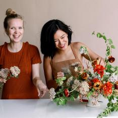 These Floral Designers Named Their Studio After a Story From Northern Italy