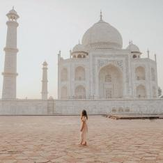 Why a Sunrise Visit to the Taj Mahal Should Be on Your Bucket List