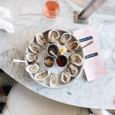 The Pearl of Charleston's Oyster Bar Scene: The Darling