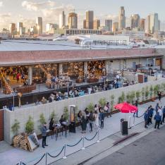 DTLA's Fashion District Is Home to a Rad New Warehouse Event Space