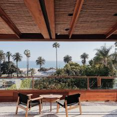 Get an Exclusive Look at Santa Monica's Newest Rooftop Restaurant: Élephante Beach House