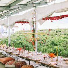 Planners Dining Club: The Rooftop Farm Dinner