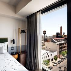 Stay in Brooklyn's Hottest New Hotel for Just $89 per Night