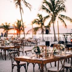 An Islamorada Wedding That's Got Us Ready to Escape to the Tropics