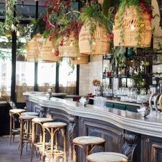 You'd Never Guess the Age of This Parisian Brasserie