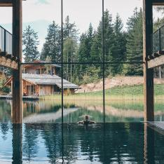 Add Treehouses, Chalets and Hydrotherapy to Your Next Birthday Agenda