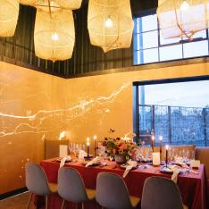 You Can Host a Dinner Party at This Modern Napa Tasting Room