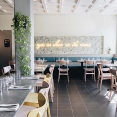 Carlsbad's Newest Restaurant Has a Color Story You'll Fall in Love With