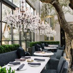 Restoration Hardware Just Opened a Restaurant in Napa That You Have to See to Believe