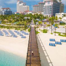 This Bahamian Resort Redefines Family-Friendly Vacations