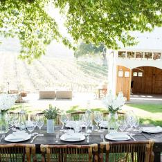See What Happens When an Event Planner Designs Her Own Wedding at a California Vineyard