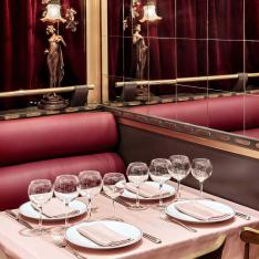 This New Pretty-in-Pink Restaurant Might Be the Most French Spot in Paris