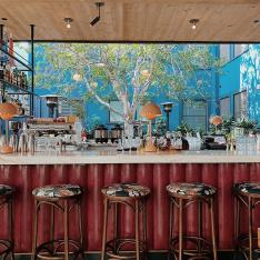 A New French-Inspired Restaurant in What Might Be LA's Trendiest Neighborhood