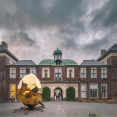 Sweden's Solar Egg Sauna Has Landed in the US: Here's How to Visit