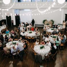 This New York Wedding Venue Recently Opened a New Social Club Onsite