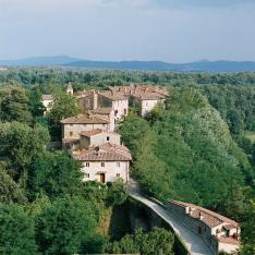 You Can Get Married at This Ferragamo Family Castle in the Tuscan Countryside