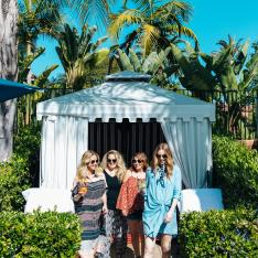 This TV Personality Rounded Up Her Sisters For The Ultimate Girl's Getaway In San Diego