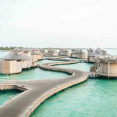 This Maldives Resort Should Be At The Top of Your Birthday Bucket List