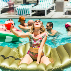 See What Happens When We Collab With This Palm Springs Hotel To Throw A Weekend Long Party