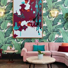 This Colorful Modern Hotel in Chattanooga Was Featured On Chef's Table