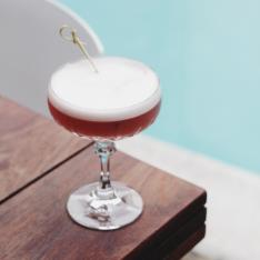 Want To Learn How We Made This Cocktail Blush?
