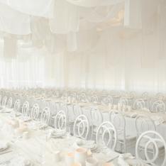 These Photos Prove That White Weddings Are Always a Good Idea