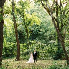 This Ranch Wedding Will Make You Want to Get Married in the Morning