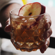 You've Never Seen a Cocktail Prepared Like This Before