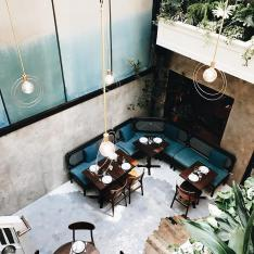 Is this Manhattan Restaurant the Most Instagrammable Backdrop in the City?