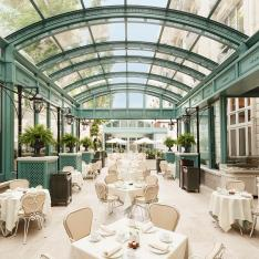 This Parisian Brunch Might Be the Most Decadent Experience Ever