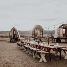 Farm-Forward Feasts in the California Desert