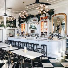 A Favorite New York Brunch Inside a Hotspot Hotel