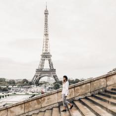 Paris Water Fountains Get the La Croix Treatment