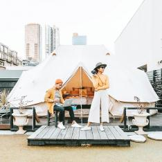 We've Found Urban Glamping Paradise and It's in Melbourne