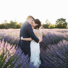 You Can Get Married Surrounded by Fields of Lavender at This California Farm